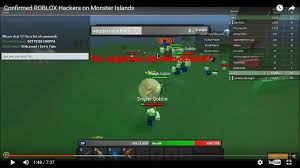 xomqcxmm hacking confirmed monster islands roblox wikia