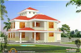 House Models And Plans Dream House Plans In Kerala 2950 Square Feet Kerala Home Design