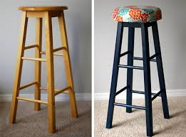 cushioned bar stool trendy furniture dashing diy bar stools
