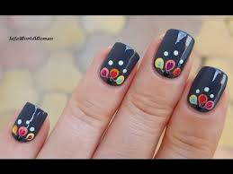 Diy Easy Halloween Drag Marble Nails Design Cute Dry Nail Art by Drag Marble Floral Nail Art Over Dark Base Needle U0026 Dotting Tool