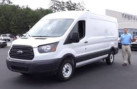 2015 ford transit review walkaround specs youtube