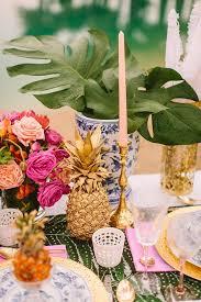 Table Decor For Weddings 20 Pineapple Wedding Decor Ideas Deer Pearl Flowers