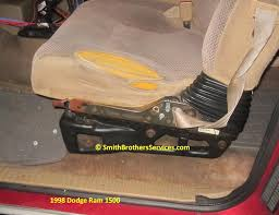 1998 dodge ram 1500 seats smith brothers services llc 1998 dodge ram 1500 repair