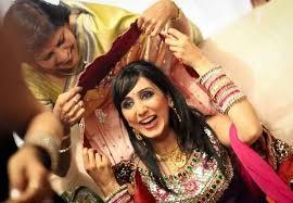 wedding chunni enthralling punjabi wedding rituals you would to