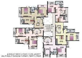New York Apartments Floor Plans Home Design 4 Bedroom Apartment Floor Plans Building Plan In 93