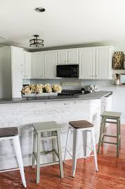how to paint kitchen cabinets white how to paint kitchen cabinets without fancy equipment