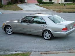 mercedes s500 1996 1996 mercedes s class information and photos zombiedrive