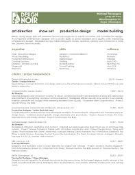 Stage Manager Resume Template Professional Critical Analysis Essay Editor Services For Mba