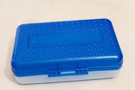 spacemaker pencil box yep i had this in school it held all of my crayons pencils