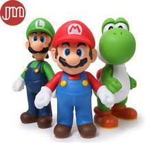 mario cake toppers buy mario cake toppers and get free shipping on aliexpress