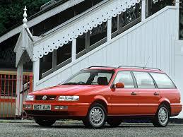 volkswagen passat variant uk spec b4 1993 u201397 wallpapers