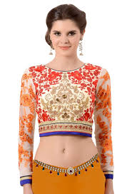 readymade blouses buy heavy blouses india readymade embroidered blouse