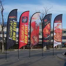 Custom Flag Maker Custom Polyester Banner Printing Flag Banner For Advertising Heat
