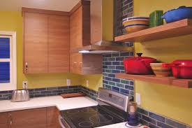 mid century kitchen ash pierce design