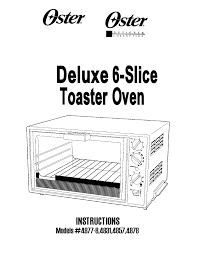 Oster Toaster Oven Manual Search Toaster Oven User Manuals Manualsonline Com