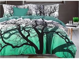 Green Bed Sets Cotton Bedding Sets High Quality 100 Cotton Bedding Sets