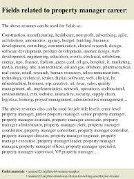 Restaurant Manager Sample Resume Sample Assistant Property Manager Resume Resume Restaurant Manager