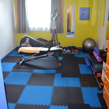 Exercise Floor Mats Over Carpet by 5mm Pre Cut Rubber Underlayment Soundproof Your Floor