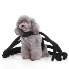 online shop halloween spider dog pet cat costume cosplay