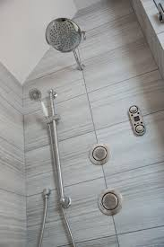 473 best bathrooms images on pinterest shower curtains bathroom a state of the art rain shower head makes for a luxurious showering experience while