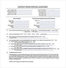 sample price proposal template 10 free documents in pdf word