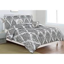 Comforter Home Dynamix Classic Trends Taupe Teal 5 Piece Full Queen