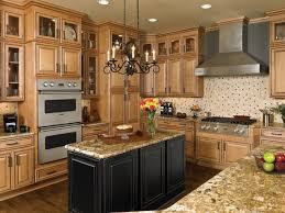 traditional adorable dark maple kitchen cabinets at kitchens with maple cabinets mismatched island google search kitchen