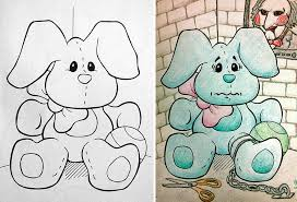 coloring book pictures gone wrong see what happens when adults do coloring books part 2 bored panda