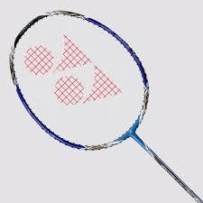 yonex table tennis rackets voltric 0f badminton racquet blue