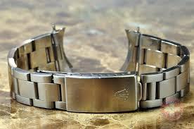 oyster bracelet images Rolex oyster bracelet mens size 19mm sansom watches rolex jpg
