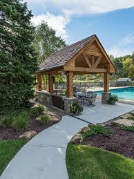 Patio And Pool Designs Popular Of Pool And Patio Design Ideas Modern Backyard Retreat For