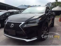 search 153 lexus nx200t cars for sale in malaysia carlist my