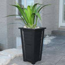 patio planter mayne planters pots planters the home depot