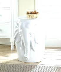 white outdoor side table ceramic outdoor side table best outdoor side tables ideas on ceramic
