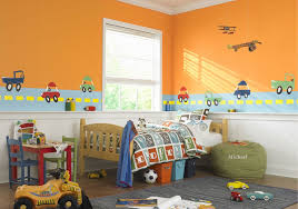 Kids Bedroom Wall Paintings Painting Children S Rooms