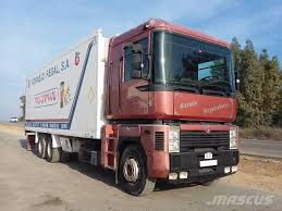 renault premium used renault magnum 430 reefer trucks year 1999 price 23 646
