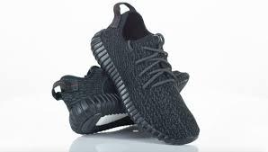 adidas yeezy black sneakers in 4k adidas yeezy boost 350 pirate black video