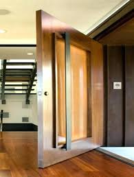 cost to build a frame house door design glass pivot door with black frame and transparent