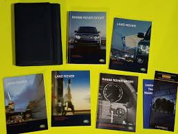 owner u0026 operator manuals car manuals u0026 literature vehicle