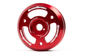 red subaru forester 2015 lightweight crank pulley brz frs 2015 wrx grimmspeed