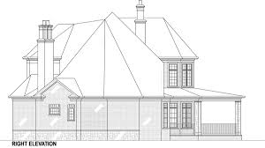 european house plan with 5 bedrooms and 5 5 baths plan 9650