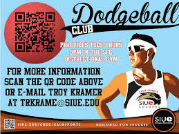 Siue Parking Map Siue Club Sports Clubs Offered