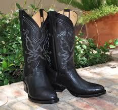 classic motorcycle boots mens western cowboy boots gavel boots