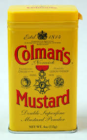 coleman s mustard the pantry colman s mustard recipe mustard with honey