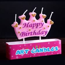 Birthday Cakes For Girls Compare Prices On Princess Birthday Candles Online Shopping Buy