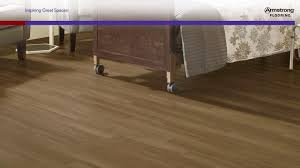 Armstrong Commercial Laminate Flooring Natural Creations Luxury Flooring In Walnut Video Armstrong