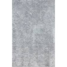 Nuloom Area Rugs Nuloom Maginifique Shag Light Grey 5 Ft X 8 Ft Area Rug Wicl1c