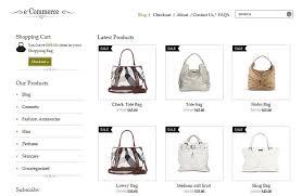 ecommerce wordpress theme shopping cart templates 2018