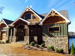 craftsman open floor plans 3 story open mountain house floor plan asheville mountain house