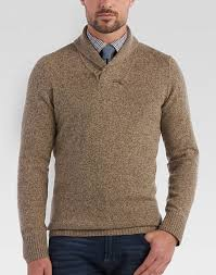 joseph abboud shawl collar sweater s s wearhouse